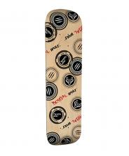 "Skate Bestial Wolf Madness Arce Canadiense 8"" x 31,50"""