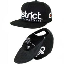 Gorra District Snapback Logo